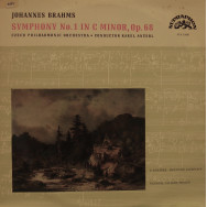 Czech Philharmonic Orchestra, Karel Ancerl - Brahms - Symphony No.1 in Cm, Opus 68