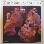 New London Symphony Orchestra, Lionel Atkins - Johann Strauss - The Magic of Strauss
