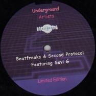 The Beatfreaks & Second Protocol - Original Badboy Remixes