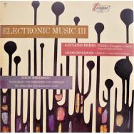 Luciano Berio / Jacob Druckman / Iihan Mimarodlu - Electronic Music III