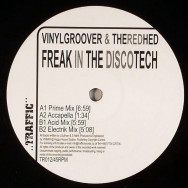 Vinylgroover & TheRedHed – Freak In The Discotech
