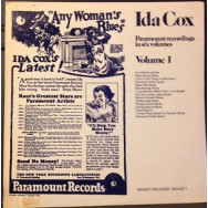 Ida Cox - Volume 1