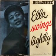 Ella Fitzgerald - Ella Swings Lightly