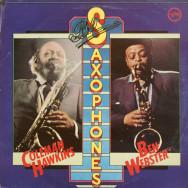 Coleman Hawkins & Ben Webster - Blue Saxophones