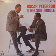 Oscar Peterson & Nelson Riddle - Oscar Peterson & Nelson Riddle & The Trio & The Orchestra with Strings