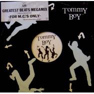 3-D  - Greatest beats megamix
