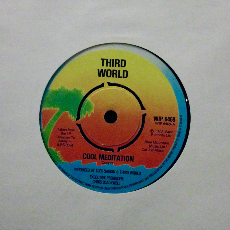 Third World Cool meditation / Cool meditation (part II)