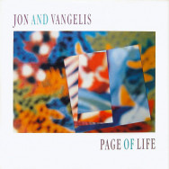 Jon And Vangelis ‎– Page Of Life