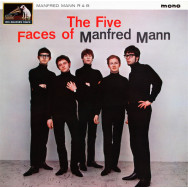 Manfred Mann ‎– The Five Faces Of Manfred Mann