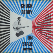 Chuck Berry ‎– Chuck Berry On Stage